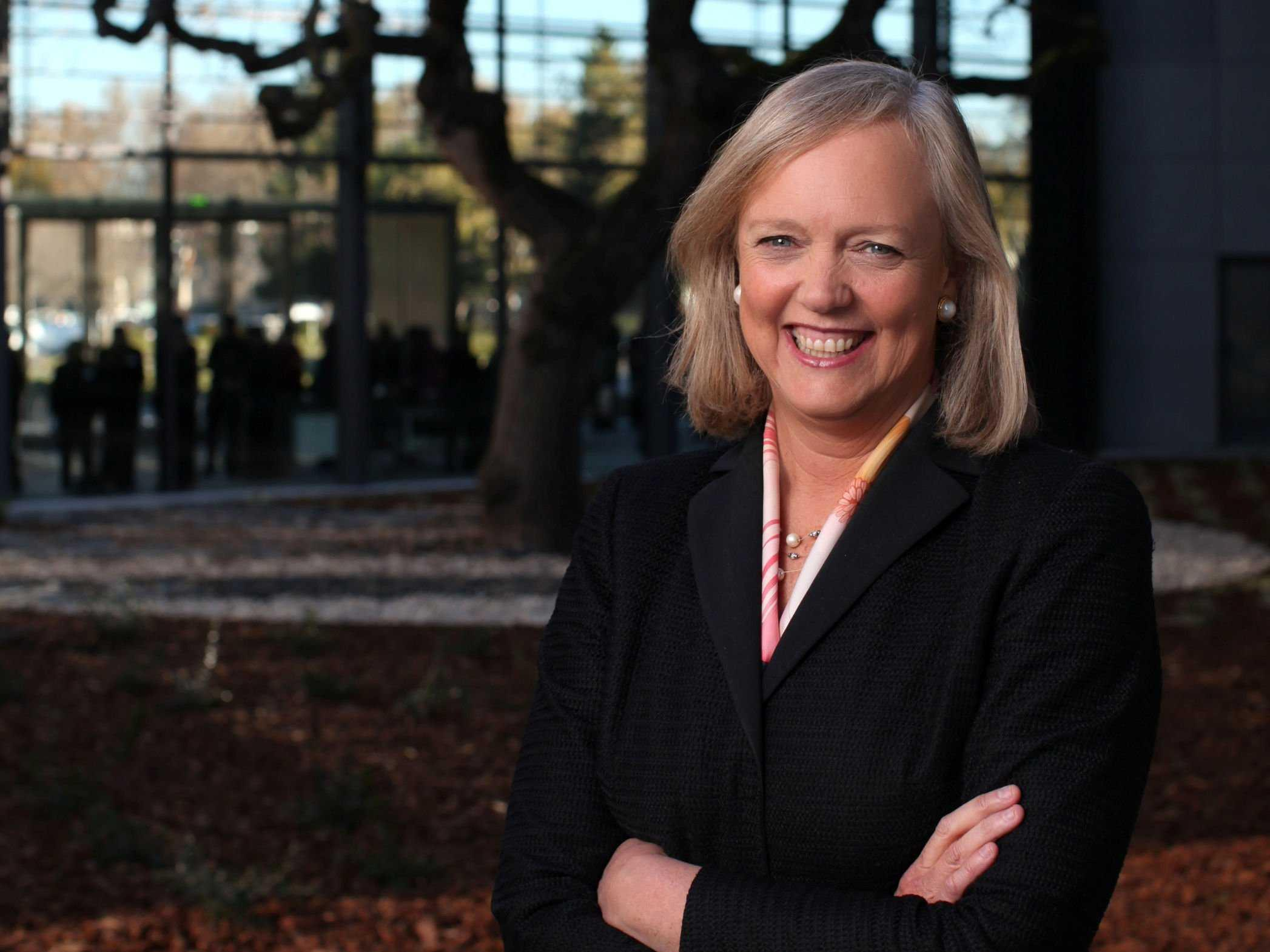 HP reports earnings: Revenue dropped 7% but HP did beat on profit
