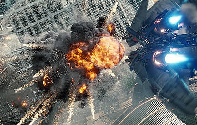 The stuff the Transformers films are made of (Yahoo! Movie Still)