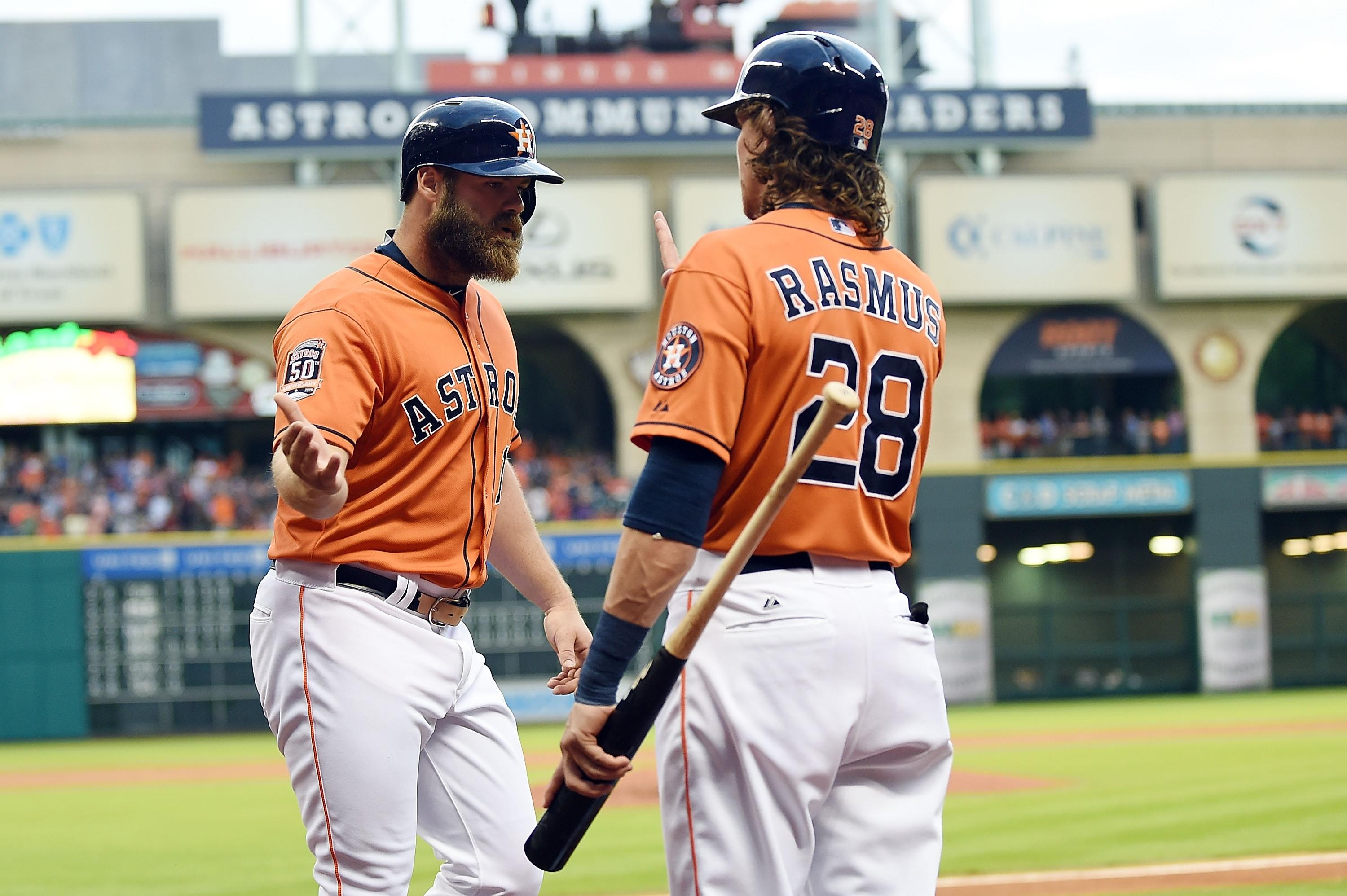Astros run winning streak to eight, extend division lead to five games