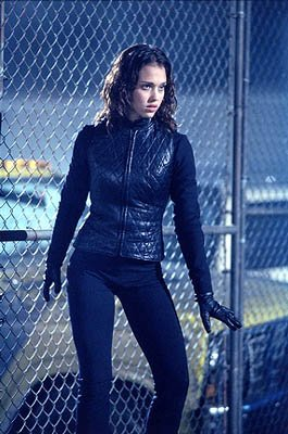 Jessica Alba as Max on Fox's Dark Angel Dark Angel