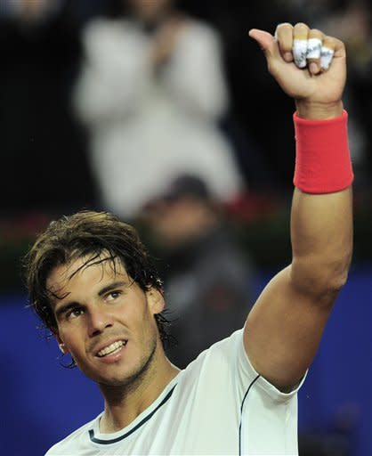 Nadal, Almagro reach Barcelona Open final