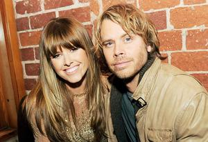 Sarah Wright and Eric Christian Olsen | Photo Credits: Kevin Winter/Getty Images