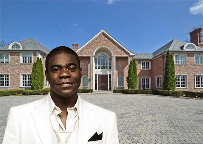 Celebrity Real Estate: Tracy Morgan Just Bought a $13.9 Million New Jersey Mansion