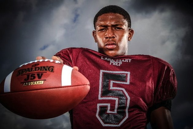 Ray Lewis III will play in the Semper Fi All-America Game on Friday night -- Orlando Sentinel