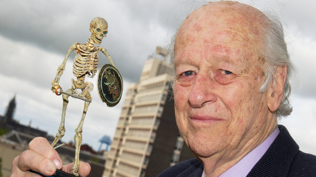 Ray Harryhausen Passes Away at 92