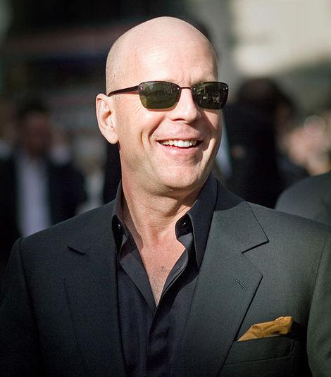 Actor Bruce Willis is expecting a new child at age 56.