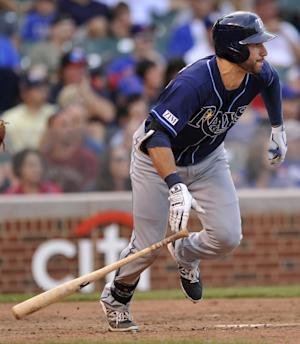 Kiermaier's hit in 10th gives Rays 4-3 win