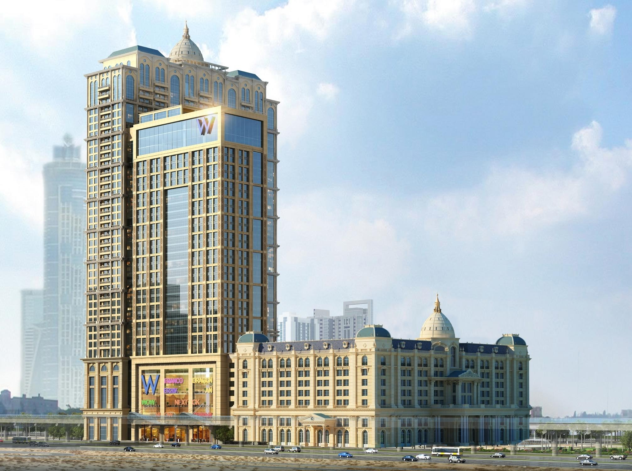 Starwood aims for 50 new Middle East hotels by 2019