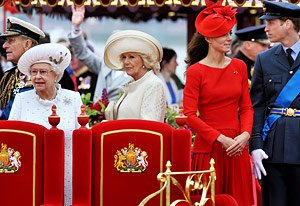 Queen Elizabeth, Diamond Jubilee …