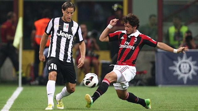 2012-2013, Alexandre Pato, Milan, Ap/LaPresse
