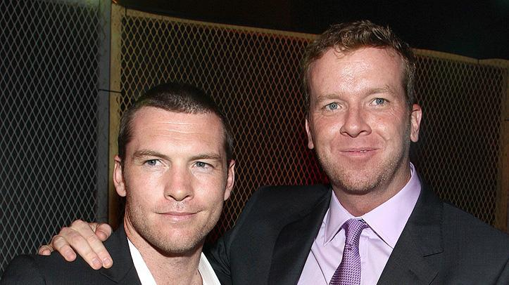 Terminator Salvation LA premiere 2009 Sam Worthington McG