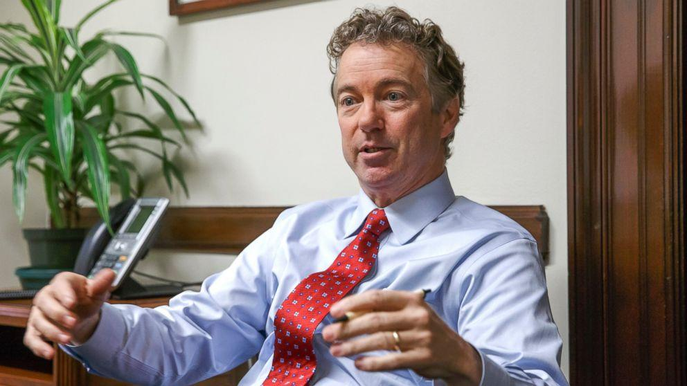 Rand Paul Reverses Stance on Defense Spending by Trying to Increase It