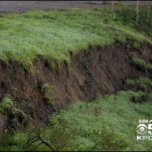 Landslides Hit SF Walking Trails Despite Reprieve From Rain
