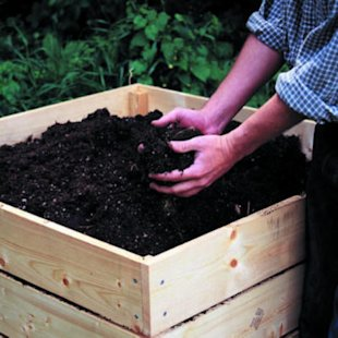 Create valuable soil conditioner