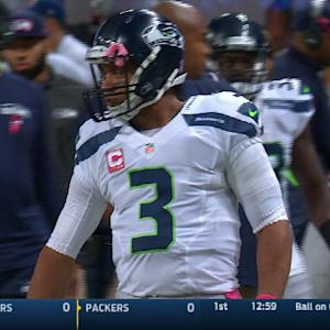 Week 7: Seattle Seahawks Russell Wilson highlights