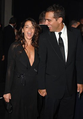 Annabella Sciorra and Bobby Cannavale