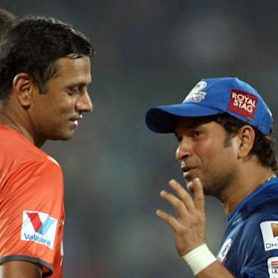 Dravid and Tendulkar - One Final Time