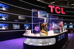TCL Takes Berlin by Storm With iCE SCREEN Showcase at IFA 2012