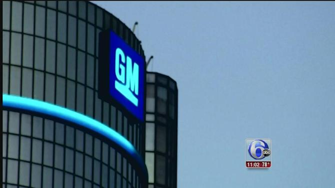 GM recalls 8.2 million additional vehicles in US