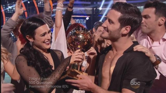 Demi Moore's Reaction to Rumer Willis Winning 'DWTS' Will Make You Smile Forever