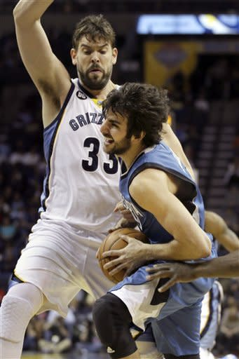 Conley leads Grizzlies past Timberwolves, 92-77