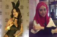 I wear the hijab with good intentions, says former Playboy bunny