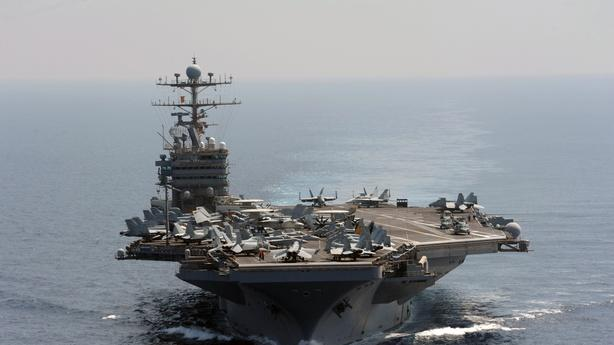 The Strait of Hormuz Is Still Open for U.S. Aircraft Carriers