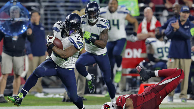 Wilson, Seahawks close in on NFC West title