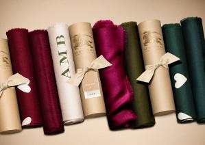 You Can Now Customize Your Very Own Burberry Scarf