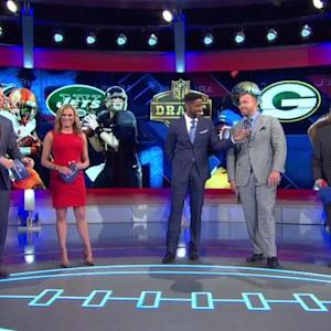 Which team won the 2015 NFL Draft?