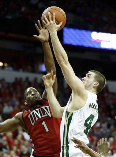 UNLV beats Colorado State 75-65 to make MWC final