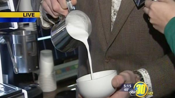 Clovis native, former NFL player opens coffee shop