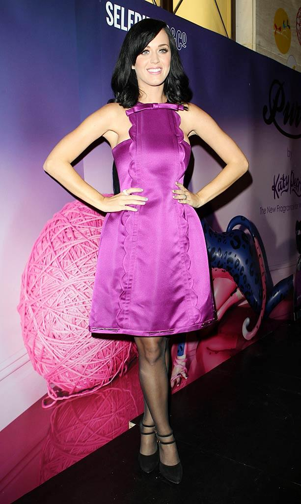 Perry Katy Perfume Launch