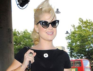 pst Kelly Osbourne In London