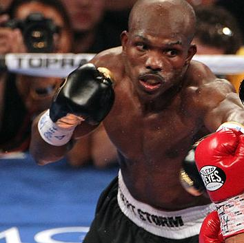 Timothy Bradley Getty Images