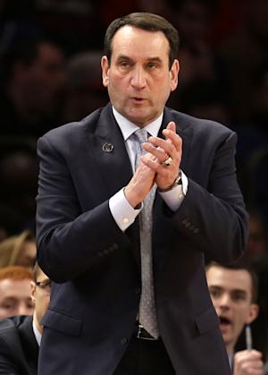 Coach K gets 1,000th win as No. 5 Duke tops St. John's …