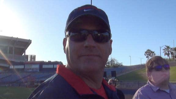 Rich Rodriguez - April 10