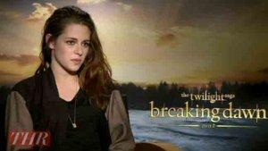 Kristen Stewart on Bella's Vampire Transformation: 'It Didn't Feel Hokey' (Video)