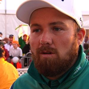 Shane Lowry interview after Round 2 of Waste Management