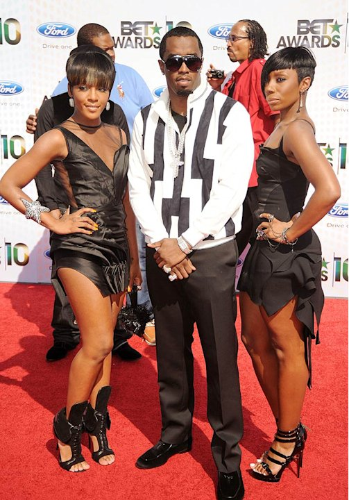 Combs SeanP Diddy BET Awards