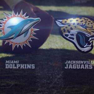 Week 8: Miami Dolphins vs. Jacksonville Jaguars highlights