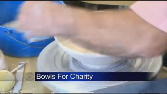 Sac State Graduate Art Student Creating 1000 Bowls To Feed The Hungry