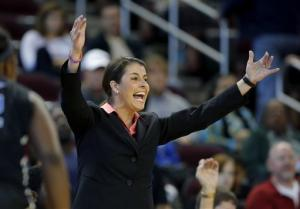 No. 4 Duke women beat USC 75-60 to stay undefeated