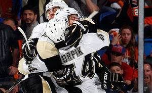 NHL Playoff Game Day 12: Penguins-Islanders