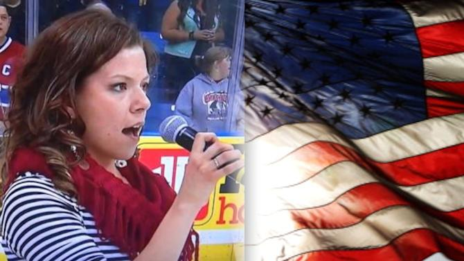 """Worst Rendition of """"Star-Spangled Banner"""" Ever"""