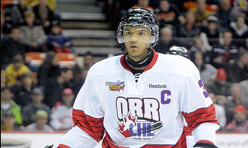 2013 NHL entry draft: Top-ranked prospect Seth Jones of the WHL's Portland Winterhawks