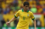Brazil 2-0 Zambia: Oscar inspires Selecao to fourth successive win