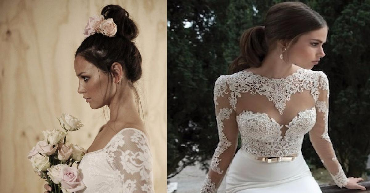 On a Desktop? You'll Love These 60 Wedding Dresses