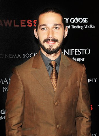 Shia LaBeouf to Film Real Sex Scenes in New Movie, The Nymphomaniac