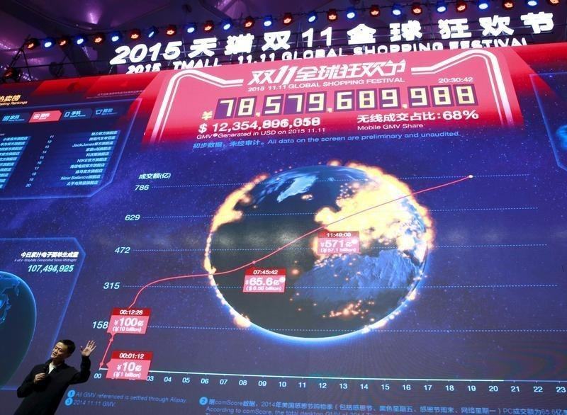 Catwalks and Katy Perry: Alibaba starts countdown to Singles' Day
